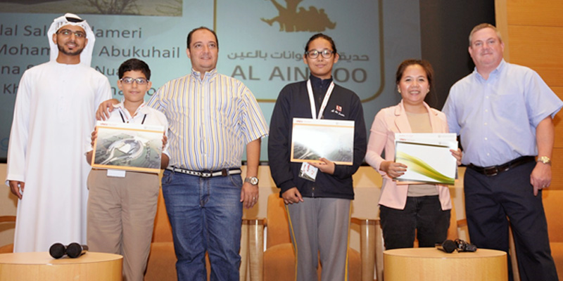 Uaeu Young Author U2019s Competition Awarding